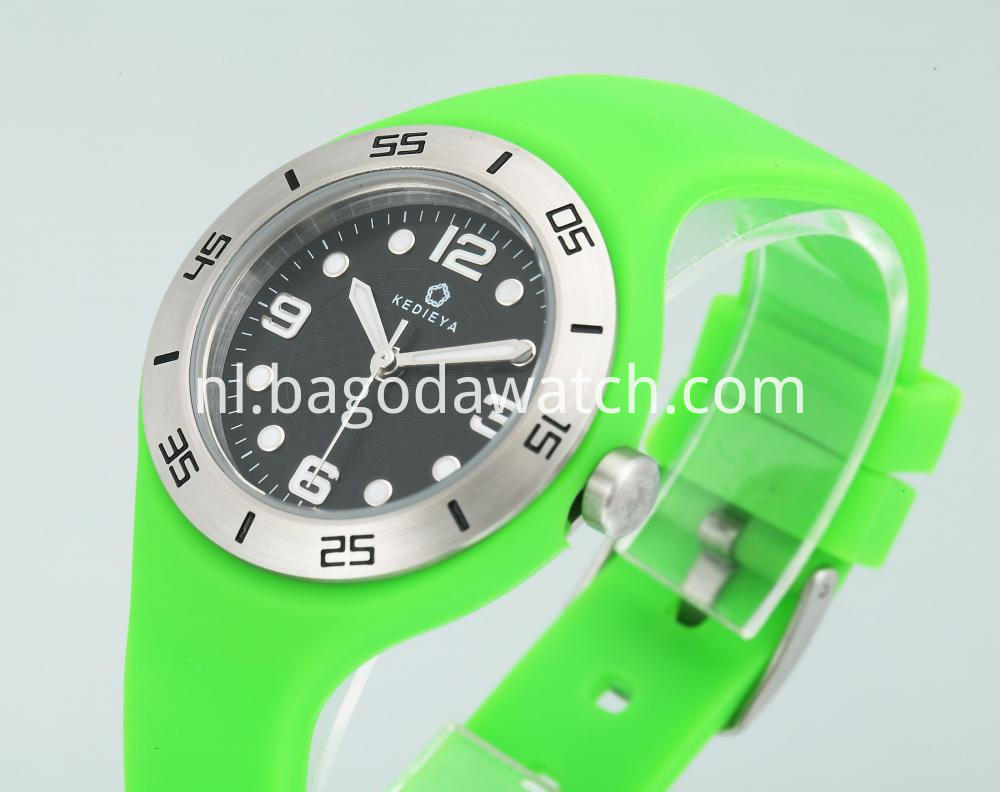 Women S Watches Rubber Strap
