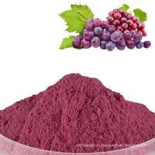 Обезвоженный красный 100% чистый порошок красного виноградного сока