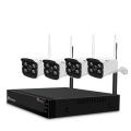 Sistema cctv esterno wireless 1080P