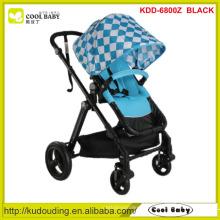 Bebê de carrinho de bebê de plástico, guarda-chuva de carrinho de bebê, carrinho de bebê bebê feliz