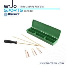 Borekare 8-PCS Military Hunting Gun Cleaning Rifle Kit/Cleaning Brush