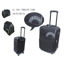 Bolso barato del equipaje de la carretilla que viaja el bolso