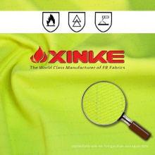 Tejido ignífugo de poliéster / algodón Xinke para ropa de trabajo