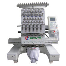 Toyota Stickmaschine Computer Single Head Stickmaschine