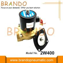 Диафрагма 2W400 с электромагнитным клапаном для воды с нормальным закрытием