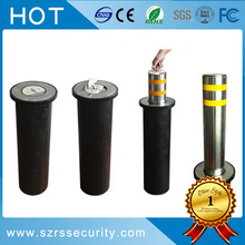 304 Stainless Steel Manual Removable Bollard