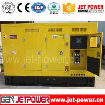 250 ква 200 кВт дизель-генератор водяного охлаждения генератора Пзготовителей Китай