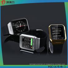 Bluetooth v4.0 1.54 ′ ′ smart watch apoio muitos idiomas (s8)