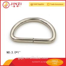 Aleación de zinc Llavero Ventas de fábrica de la fábrica de la bolsa