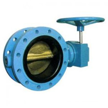 Válvula de mariposa industrial Wafer & Flange RF