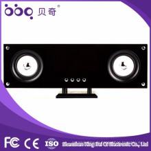 LED-Lauflichtbeleuchtung Subwoofer-Sound-Master-Lautsprecher