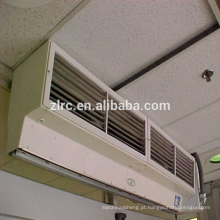 Unidade de bobina de ventilador oculto horizontal de teto