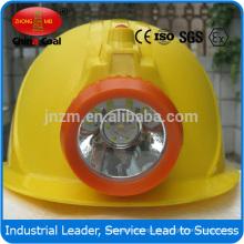 LM-N Minining Safety Helmet con lámpara
