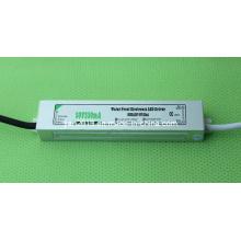 DC8-50V DC16.5W IP67 Alimentation LED étanche