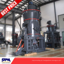 Equipamentos de processamento de argila attapulgite máquinas de pó para as Filipinas