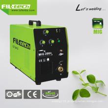 Alta Eficiência IGBT DC Inverter MIG Máquina de solda (MIG-160A / 180A / 200A)