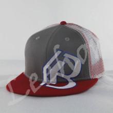 Großhandel Plain Snapback Baseball Mesh Cap