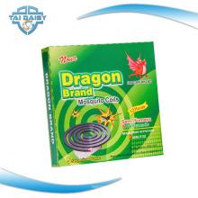 145mm Black China Origem Produção Mosquito Repellent Coil