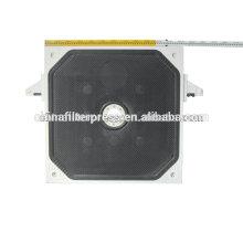 Eingebettete Art Gummimembranfilter-Druckplatte
