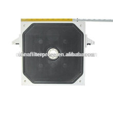 Embedded Type Rubber Membrane Filter Press Plate