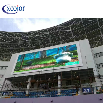 Full Color Led Display DIP P16 Digital Billbard