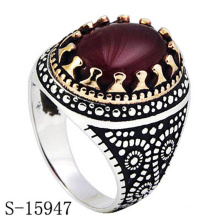 Fashion Jewelry Silver Finger Ring with Factory Price