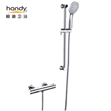 Thermostatic Shower Mixer With Slide Rail Kit