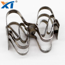 random tower packing stainless steel super raschig ring for adsorption scrubbing and stripping