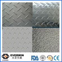 Folha / placa gravadas estuque de alumínio da categoria de 1000 séries