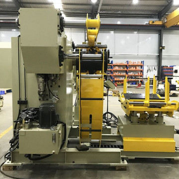 Decoiler Straightener NC Servo Feeder