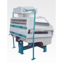 Máquina de processamento de alimentos máquina de limpeza de pedra vibrando stoner