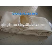 Filtro de aire PTFE Bolsa de filtro de tela