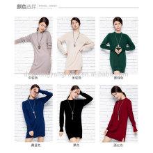 Autumn new Korean loose sweater sweater high collar sweater