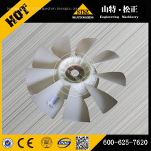 Ventilador de Refrigeração 600-623-8580 para Motor SAA4D102E