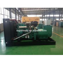 Sistema de generador de 3 fases 280kw de arranque automático con motor yuchai