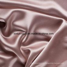 Мягкая и гладкая ткань Покрашенная пряжей толщиной ткани полиэфира