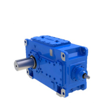 B Series Industrial Bevel Helical Gear Reducer Gearbox