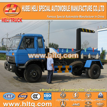 DONGFENG 4X2 new model 10 cubic 190hp trash collecting truck with best price high quality in China