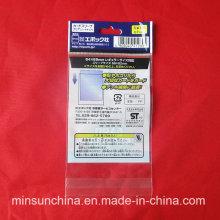 Печать самоклеющейся пластиковой упаковки OPP Header