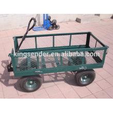 jardinage chariot de plage transport chariot robuste