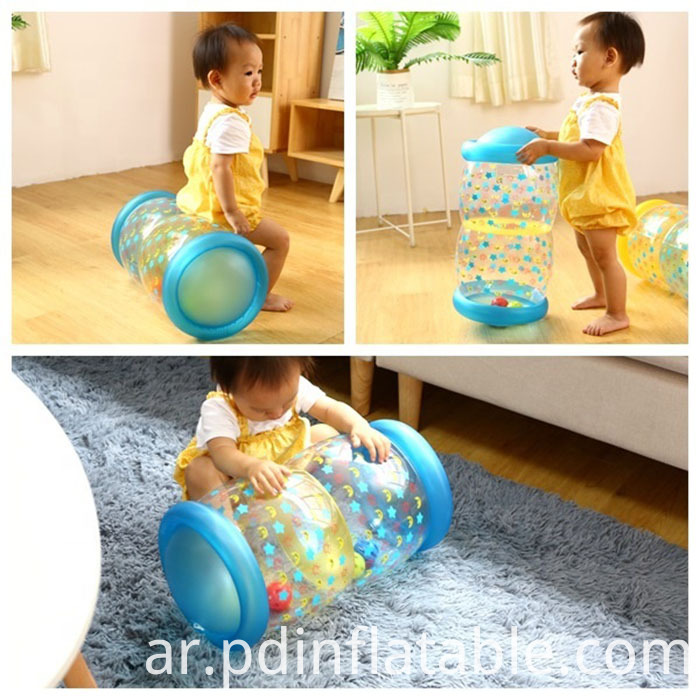 Plastic Inflatable Roller