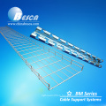 Zinc Coated Wire Mesh Cable Tray With Wooden Pallet