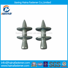 Stock Stainless Steel ENP Shooting Nails with Double Steel Washers