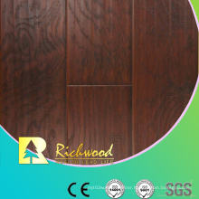 Commercial 12.3mm E1 AC4 Embossed Hand Scraped Waterproof Laminated Flooring