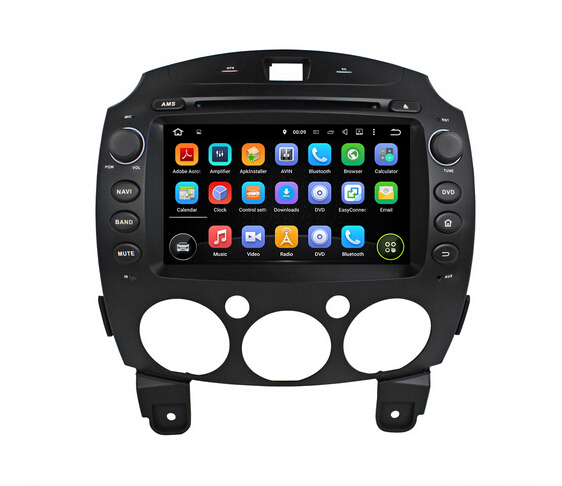 Android Car dvd for MAZDA 2 2010-2012
