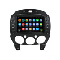 Android Car dvd voor MAZDA 2 2010-2012