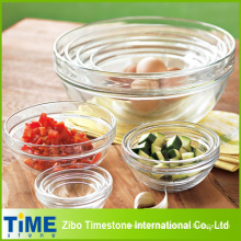 Lead Free Glass Bowl for Honey, Popcorn and Salads (15033003)