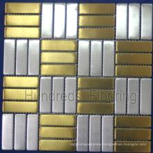 Mosaic Tile Stainless Steel Metal Mosaic (SM217)