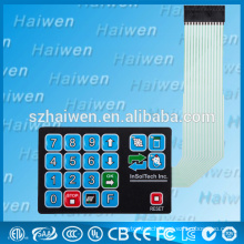 2014 NEW DIY membrane switch design