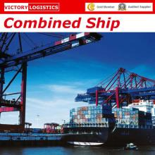 Combined Shipment From China to Africa, Europe, Lati America
